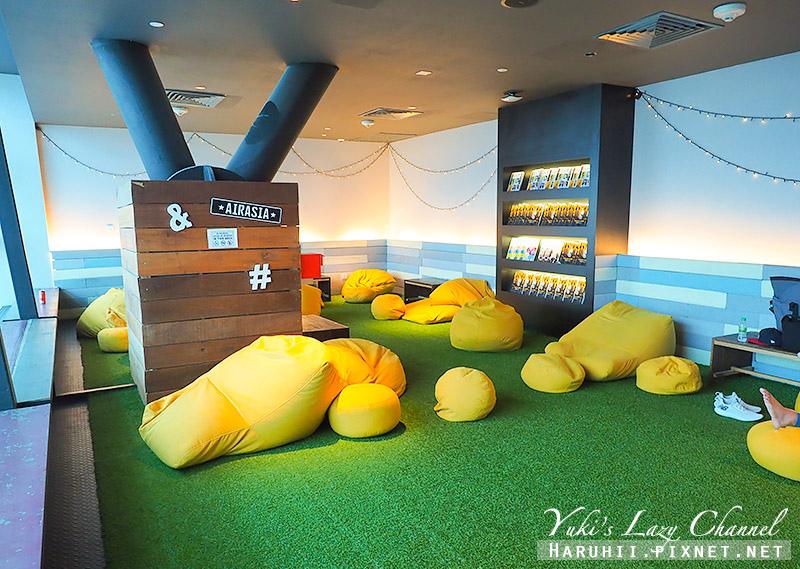 AirAsia亞航尊榮紅色貴賓室KLIA2 Red Lounge5.jpg