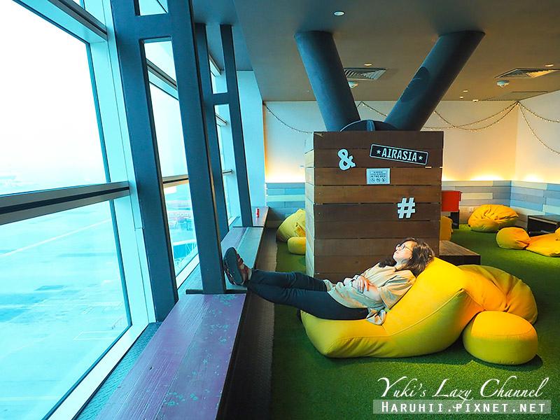AirAsia亞航尊榮紅色貴賓室KLIA2 Red Lounge6.jpg