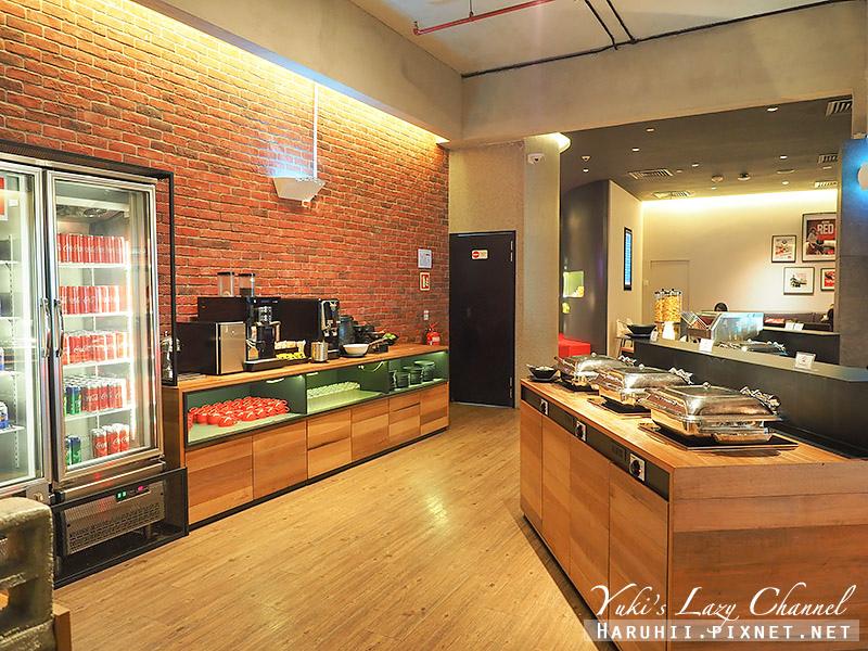 AirAsia亞航尊榮紅色貴賓室KLIA2 Red Lounge11.jpg