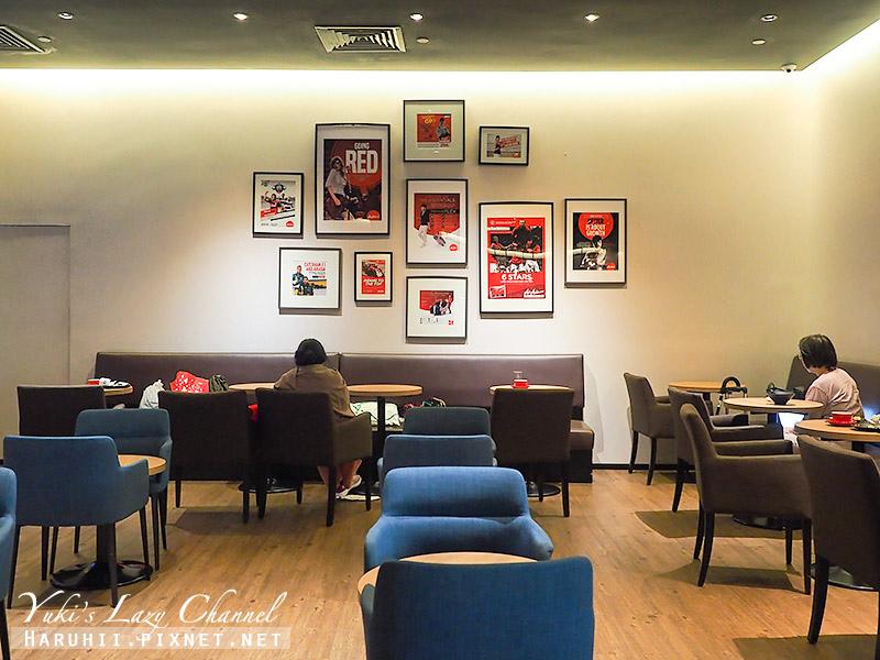AirAsia亞航尊榮紅色貴賓室KLIA2 Red Lounge22.jpg