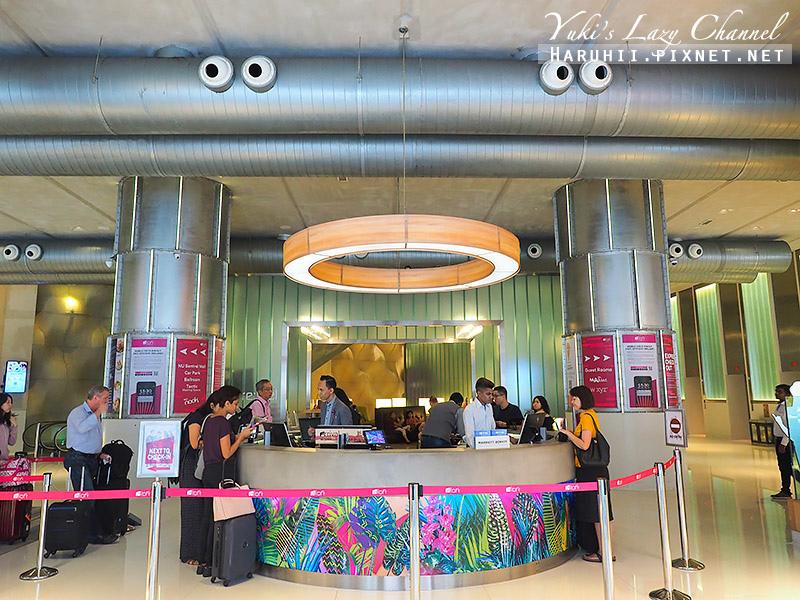 Aloft Kuala Lumpur Sentral吉隆坡中環廣場雅樂軒飯店4.jpg
