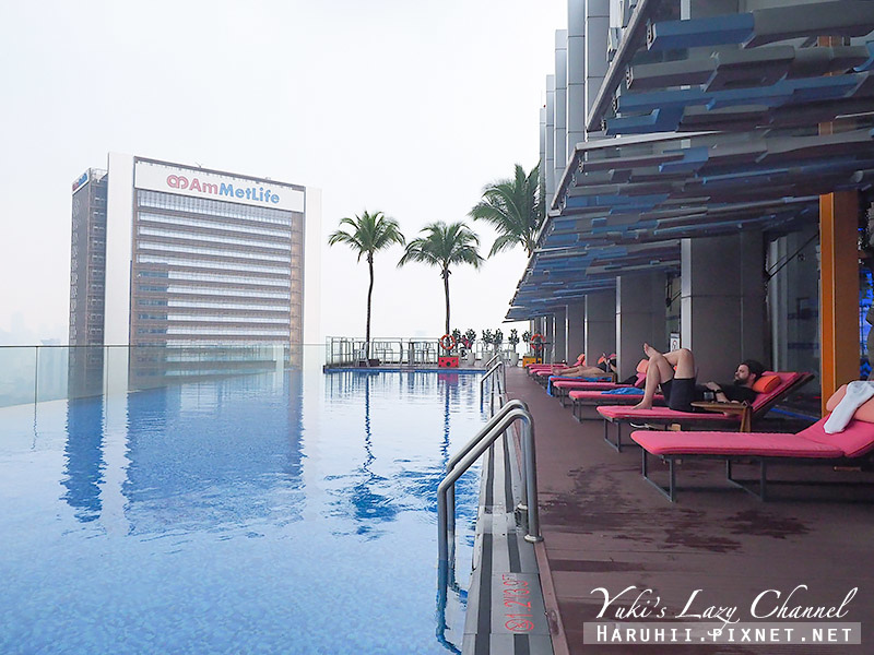 Aloft Kuala Lumpur Sentral吉隆坡中環廣場雅樂軒飯店31.jpg