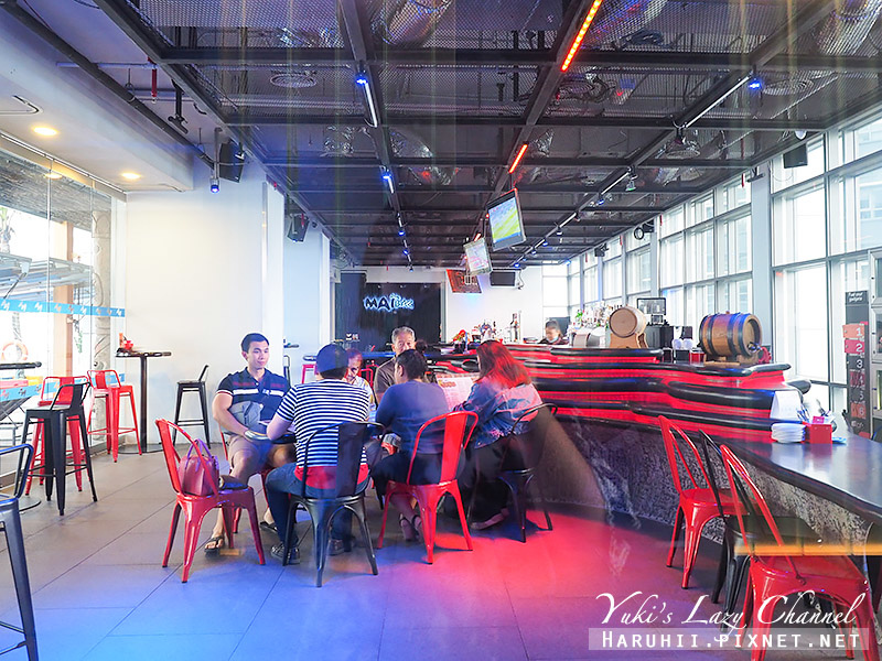 Aloft Kuala Lumpur Sentral吉隆坡中環廣場雅樂軒飯店33.jpg
