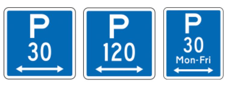 紐西蘭停車標誌.jpg