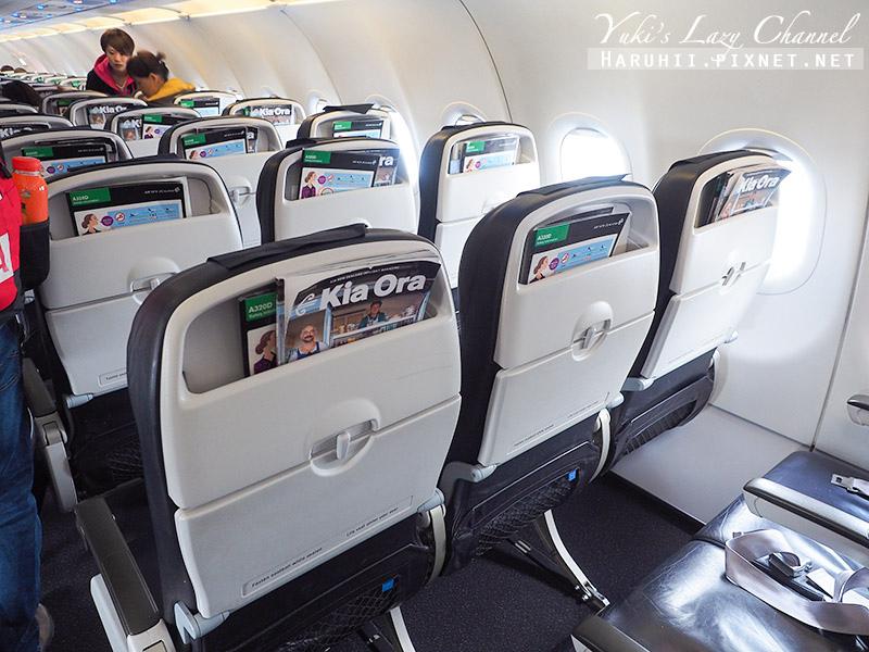 紐西蘭航空Air NewZealand紐航國內線33.jpg