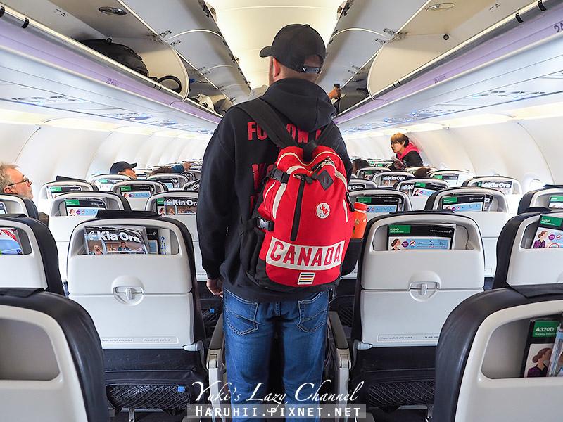 紐西蘭航空Air NewZealand紐航國內線32.jpg