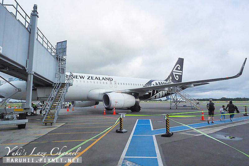 紐西蘭航空Air NewZealand紐航國內線31.jpg