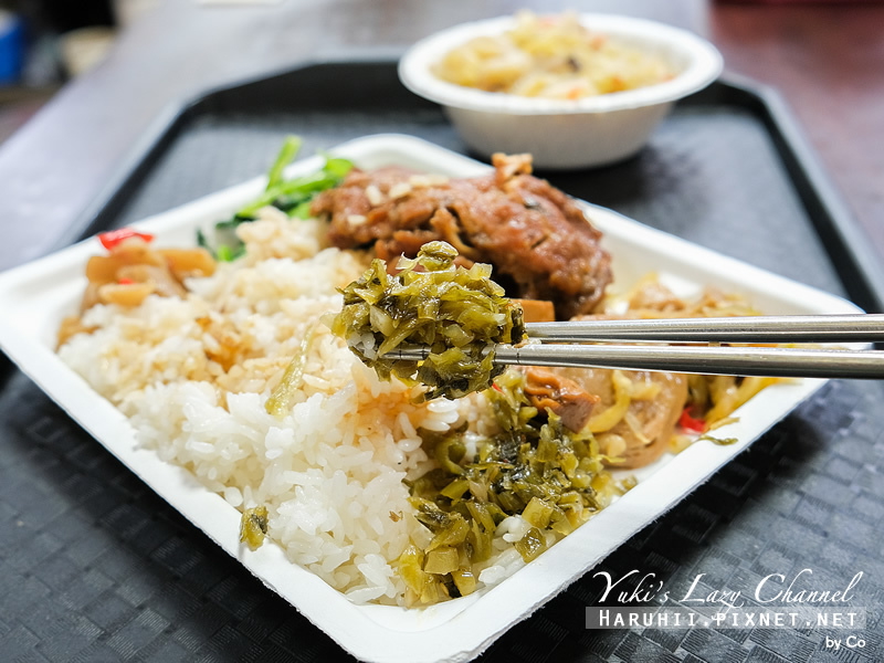 台北公館蕭家傳統小吃排骨飯18.jpg