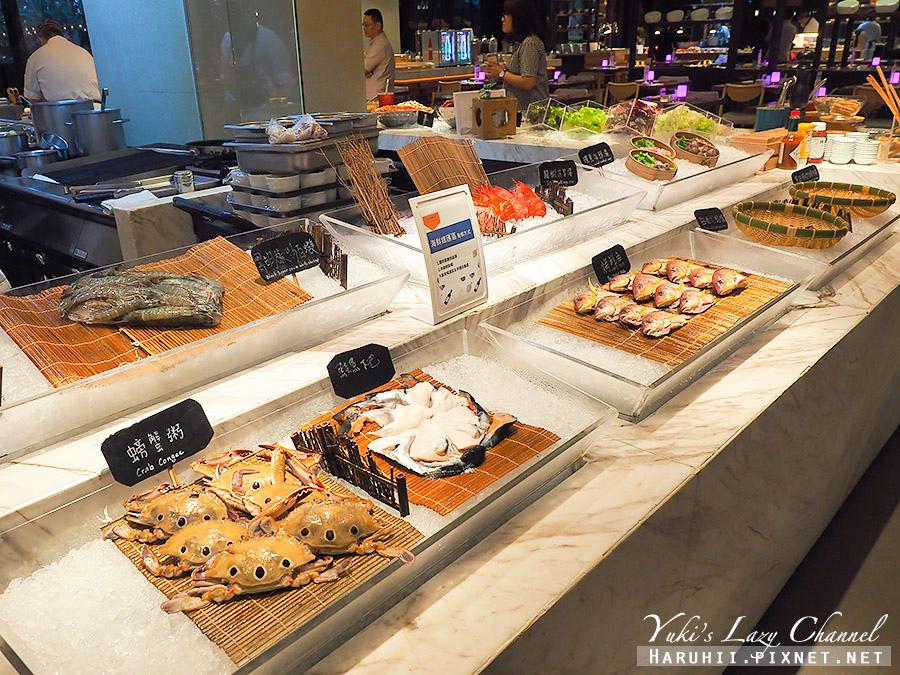 元素餐廳Buffet吃到飽台南大員皇冠假日酒店2.jpg