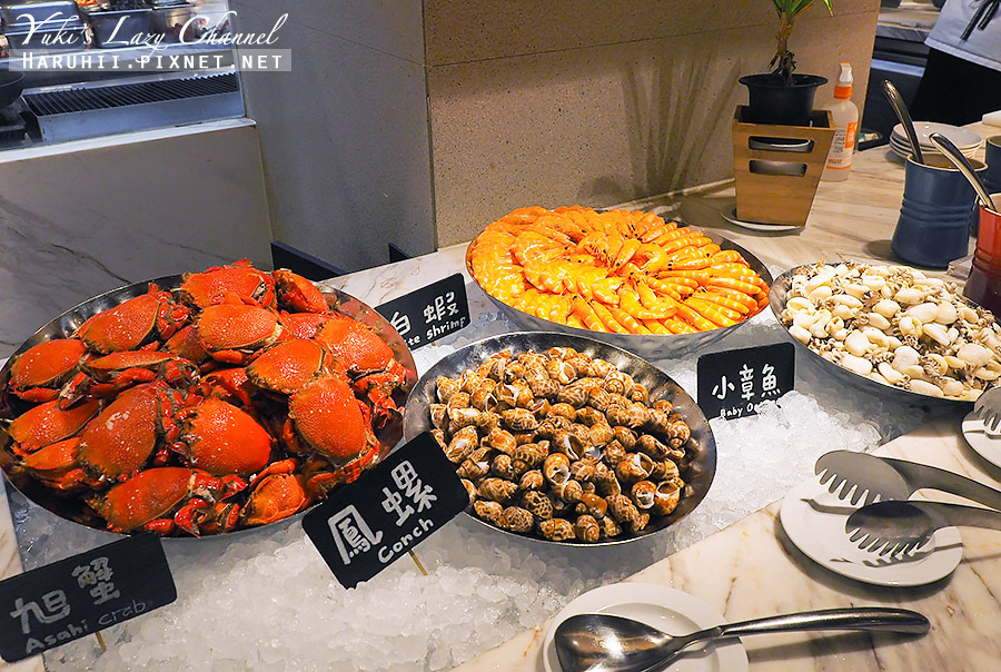元素餐廳Buffet吃到飽台南大員皇冠假日酒店5.jpg