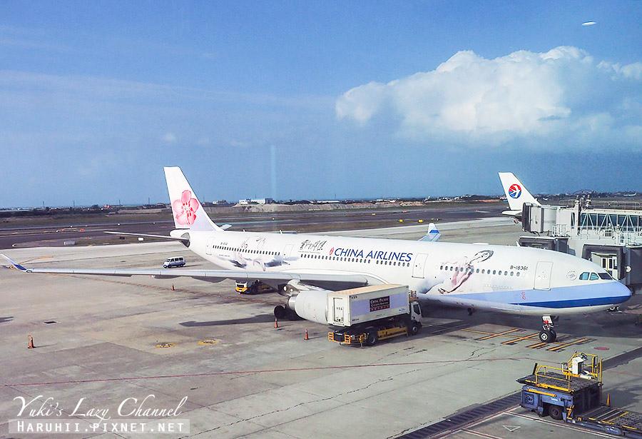 華航台北福岡a330-300雲門舞集彩繪機1.jpg