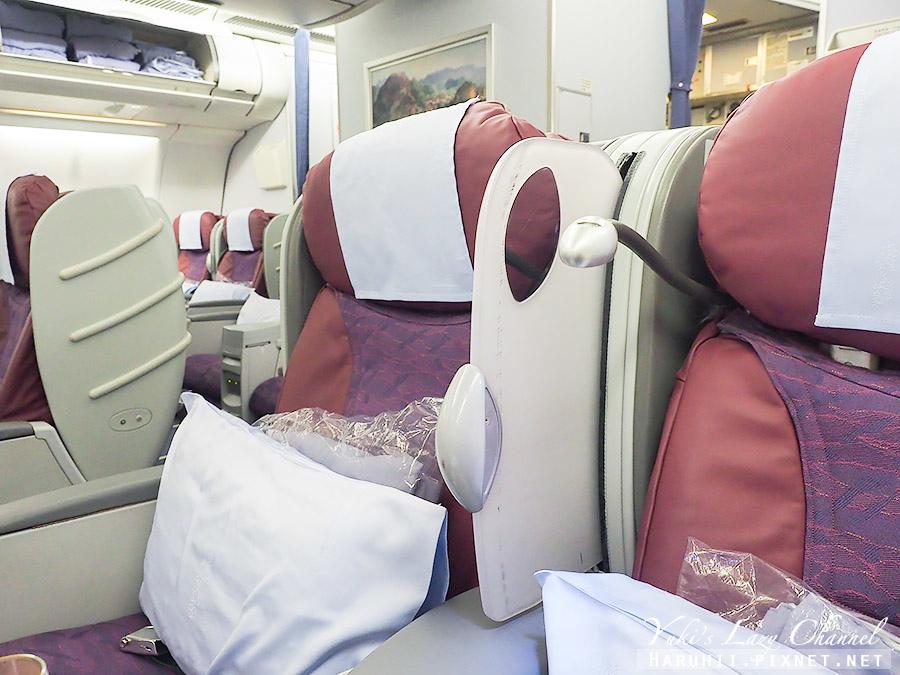 華航商務艙A330台北福岡16.jpg