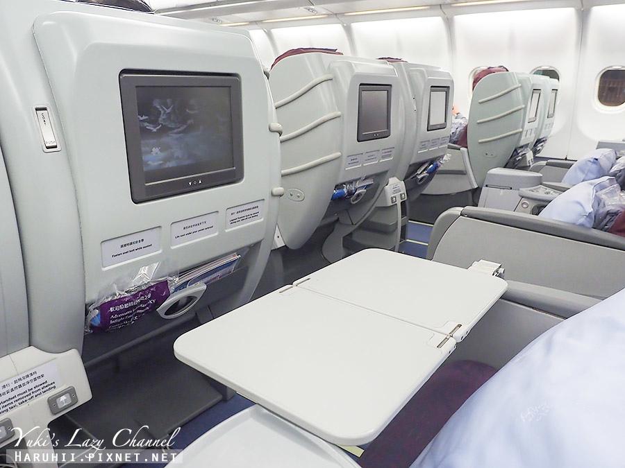 華航商務艙A330台北福岡22.jpg