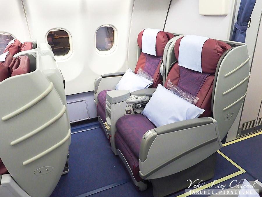 華航商務艙A330台北福岡27.jpg