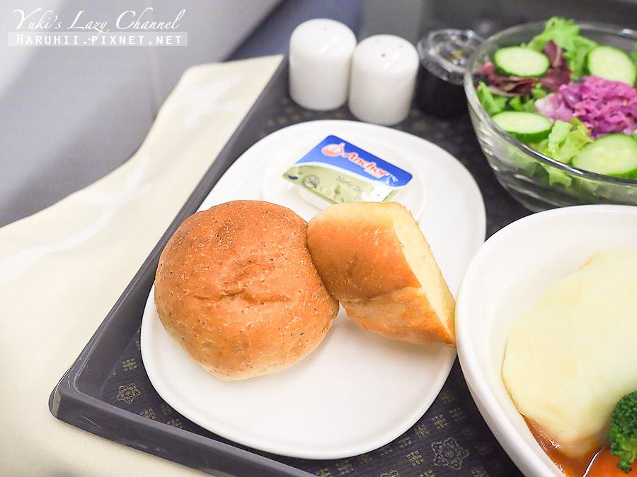 華航商務艙A330台北福岡37.jpg