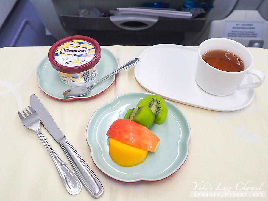 華航商務艙A330台北福岡39.jpg