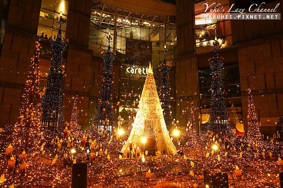 汐留Caretta冬季點燈東京聖誕點燈5.jpg
