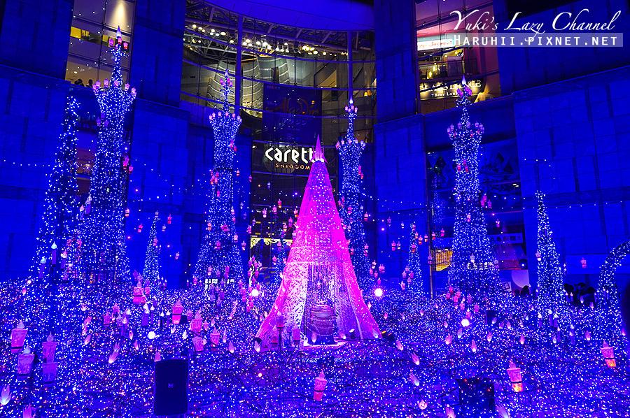 汐留Caretta冬季點燈東京聖誕點燈3.jpg