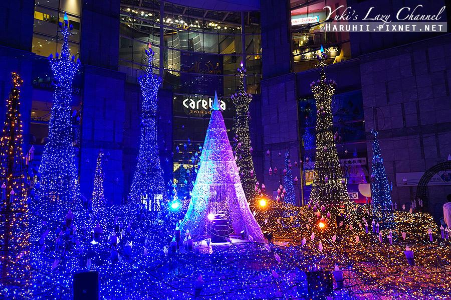 汐留Caretta冬季點燈東京聖誕點燈12.jpg