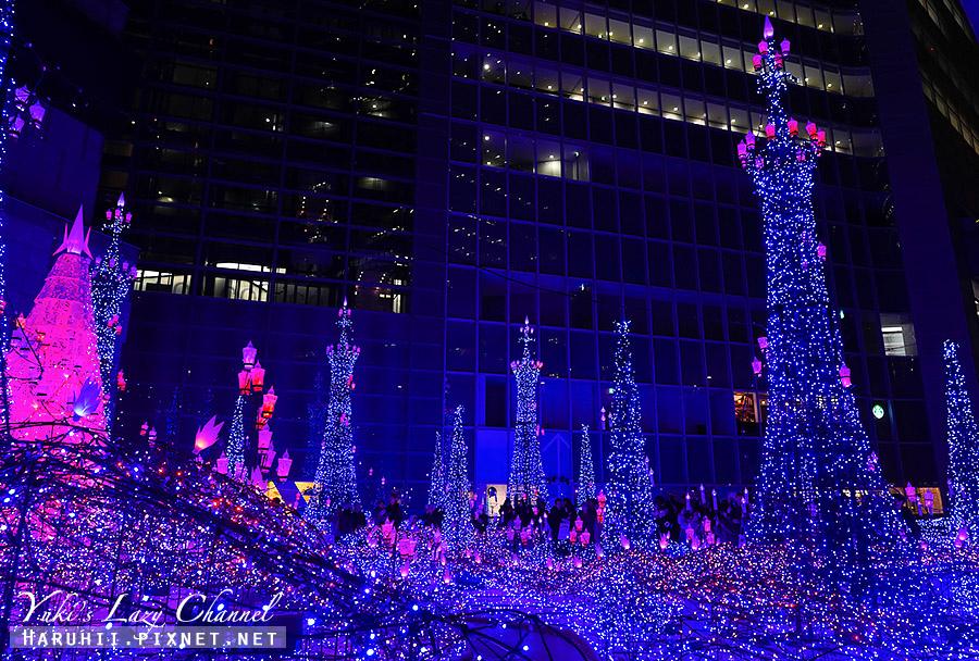 汐留Caretta冬季點燈東京聖誕點燈10.jpg