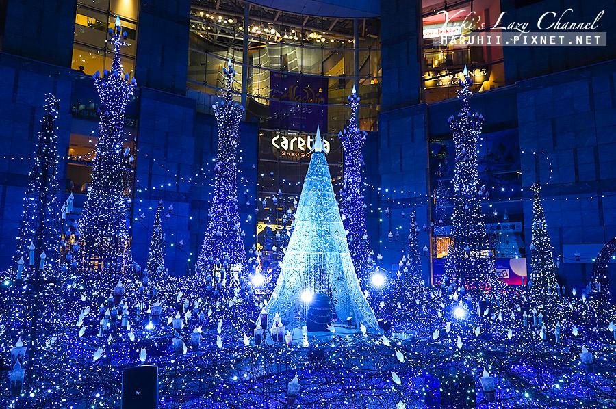 汐留Caretta冬季點燈東京聖誕點燈8.jpg