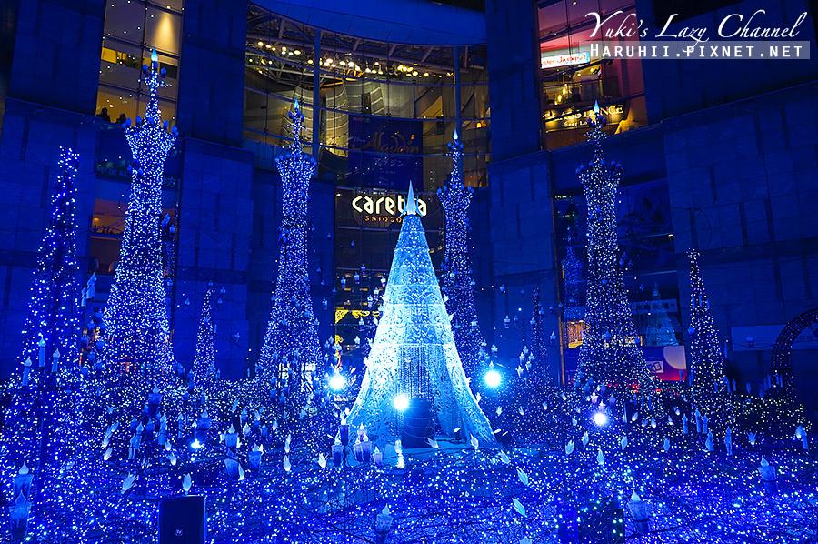汐留Caretta冬季點燈東京聖誕點燈9.jpg