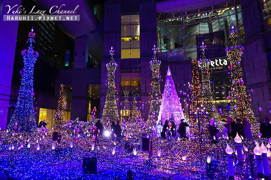 汐留Caretta冬季點燈東京聖誕點燈18.jpg