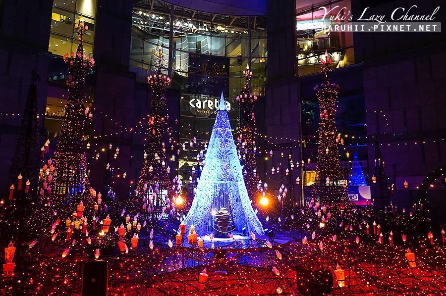 汐留Caretta冬季點燈東京聖誕點燈13.jpg