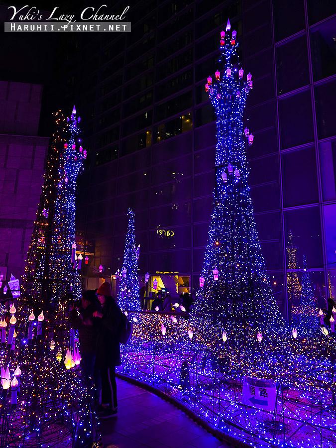 汐留Caretta冬季點燈東京聖誕點燈17.jpg