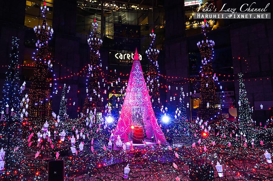 汐留Caretta冬季點燈東京聖誕點燈14.jpg