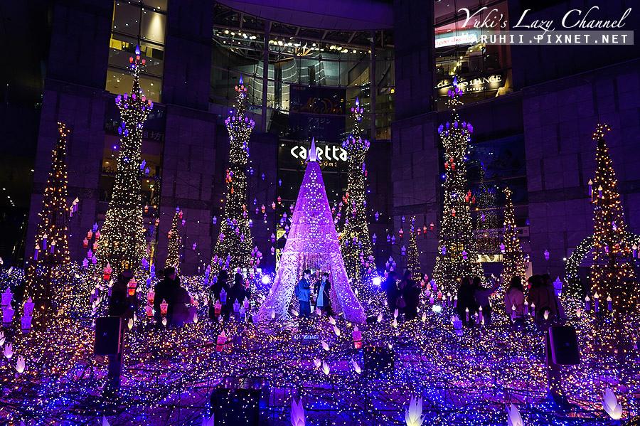 汐留Caretta冬季點燈東京聖誕點燈16.jpg