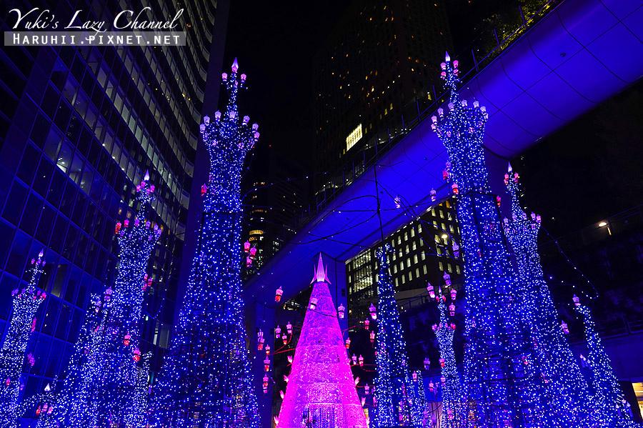 汐留Caretta冬季點燈東京聖誕點燈21.jpg