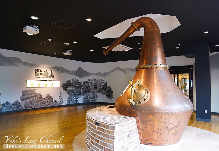 Nikka威士忌仙台工廠宮城峽蒸餾所2.jpg