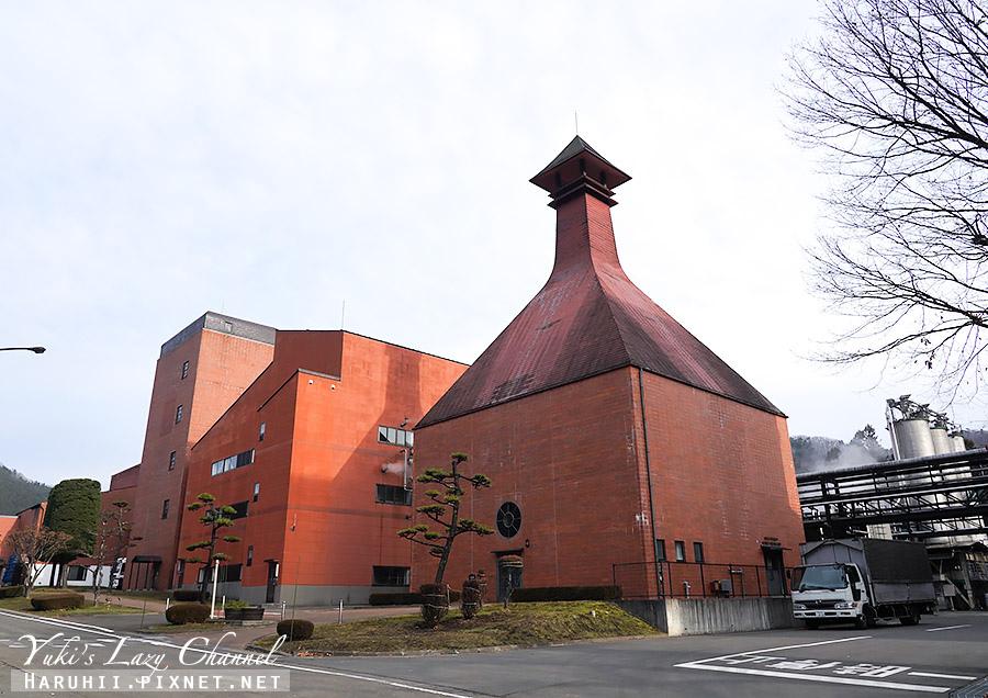 Nikka威士忌仙台工廠宮城峽蒸餾所10.jpg