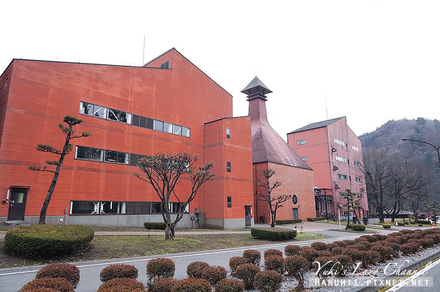 Nikka威士忌仙台工廠宮城峽蒸餾所15.jpg