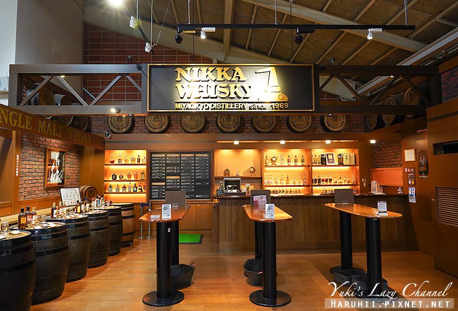 Nikka威士忌仙台工廠宮城峽蒸餾所30.jpg