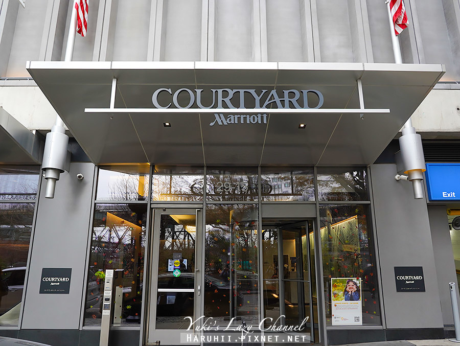 Courtyard by Marriott Long Island City New York Manhattan View長島市紐約曼哈頓景觀萬怡飯店3.jpg