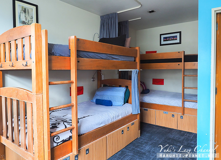 皇后鎮便宜住宿Adventure Queenstown Hostel 8