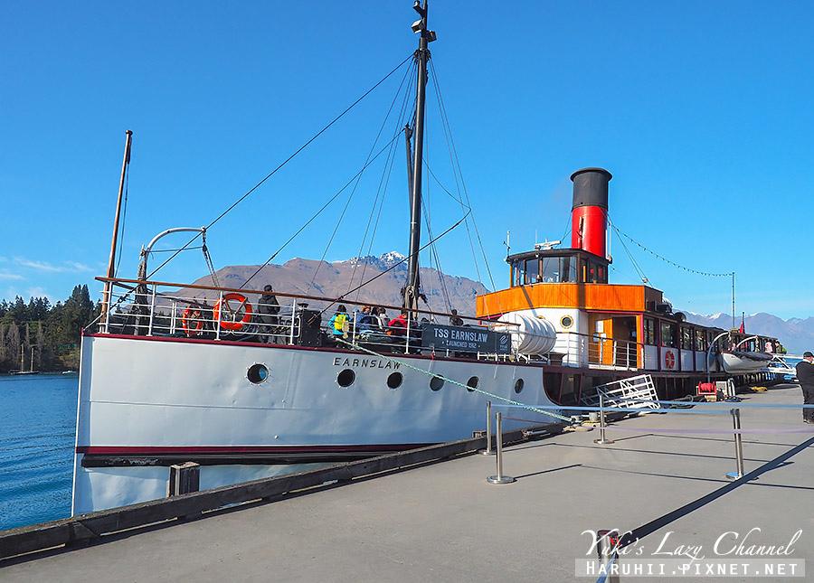 皇后鎮復古蒸汽船瓦卡蒂普湖觀光TSS Earnslaw3.jpg