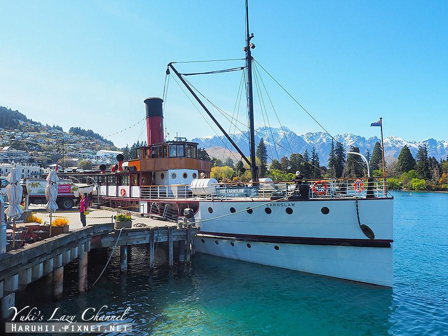 皇后鎮復古蒸汽船瓦卡蒂普湖觀光TSS Earnslaw.jpg