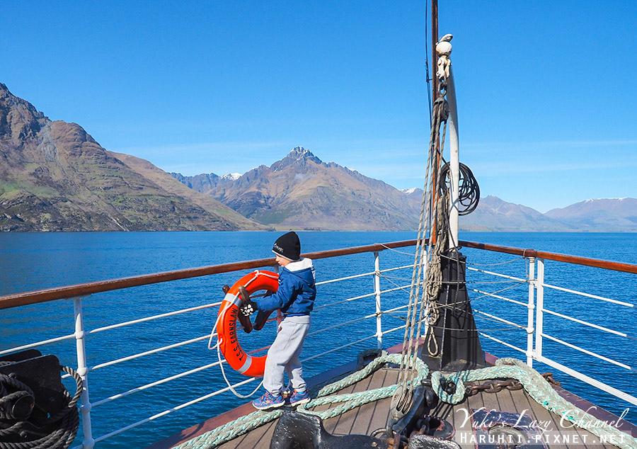 皇后鎮復古蒸汽船瓦卡蒂普湖觀光TSS Earnslaw14.jpg