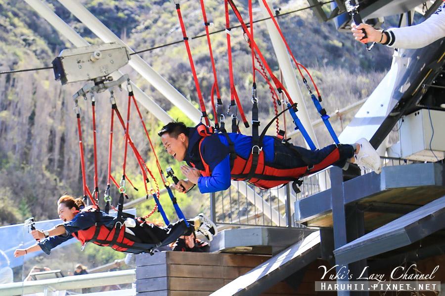 紐西蘭卡瓦勞大橋滑索Kawarau24.jpg