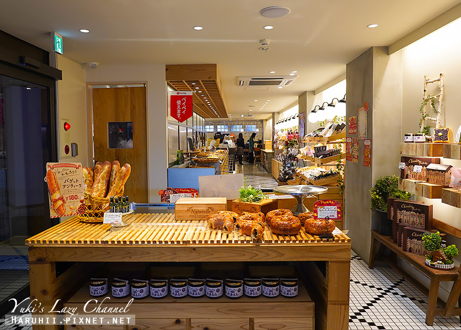京都HEART BREAD ANTIQUE早餐麵包吃到飽3.jpg
