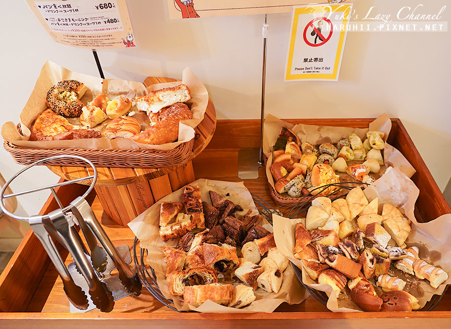 京都HEART BREAD ANTIQUE早餐麵包吃到飽8.jpg