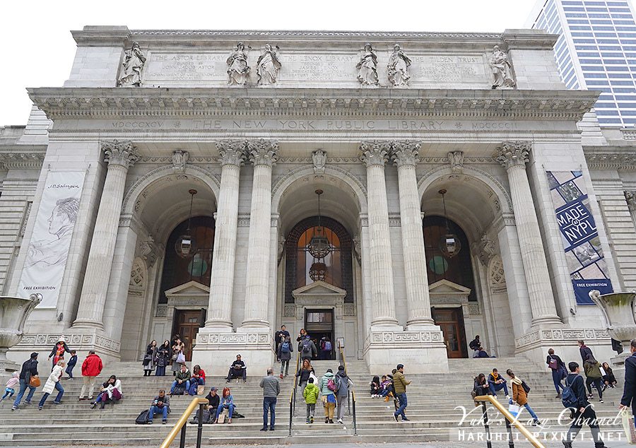 紐約公共圖書館New York Public Library1.jpg