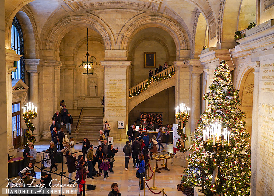 紐約公共圖書館New York Public Library2.jpg