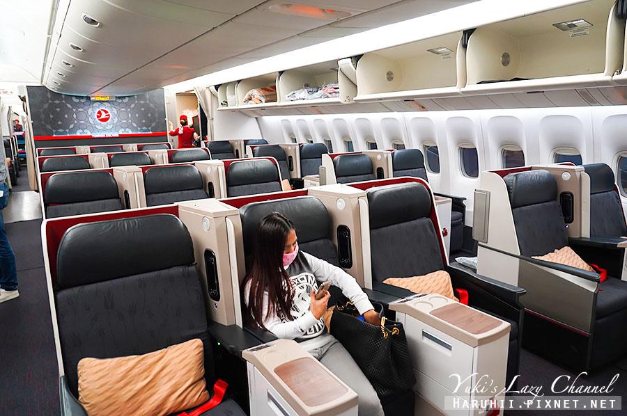 土航商務艙土耳其航空777商務艙TK85馬尼拉伊斯坦堡2.jpg