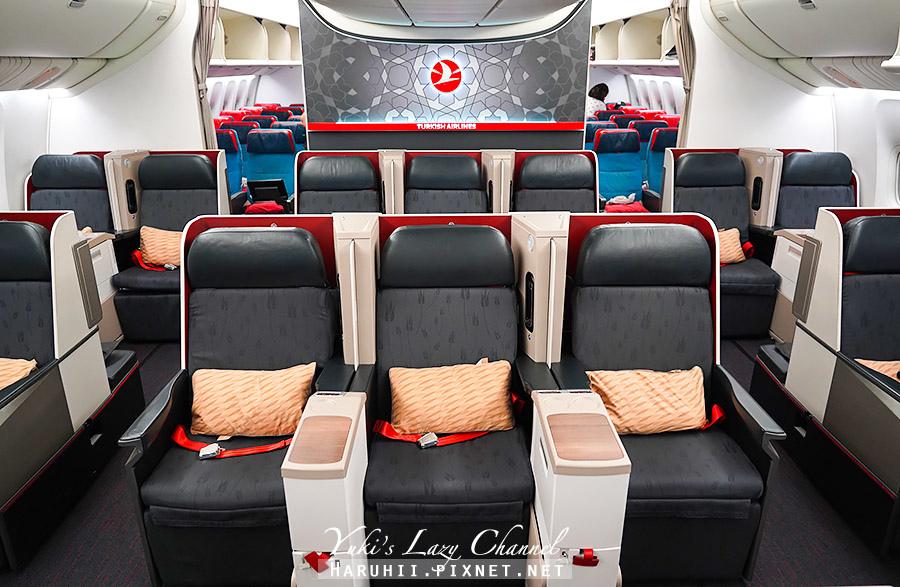 土航商務艙土耳其航空777商務艙TK85馬尼拉伊斯坦堡6.jpg