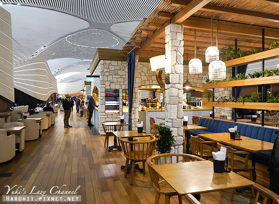 伊斯坦堡機場貴賓室土航商務貴賓室IST TK Business Lounge5.jpg
