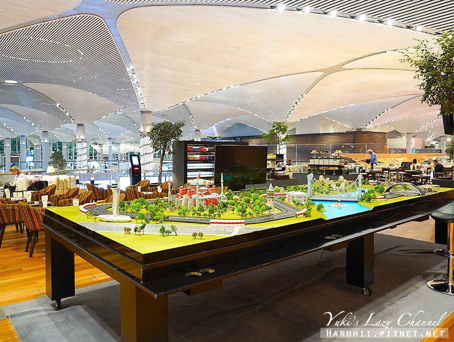 伊斯坦堡機場貴賓室土航商務貴賓室IST TK Business Lounge18.jpg
